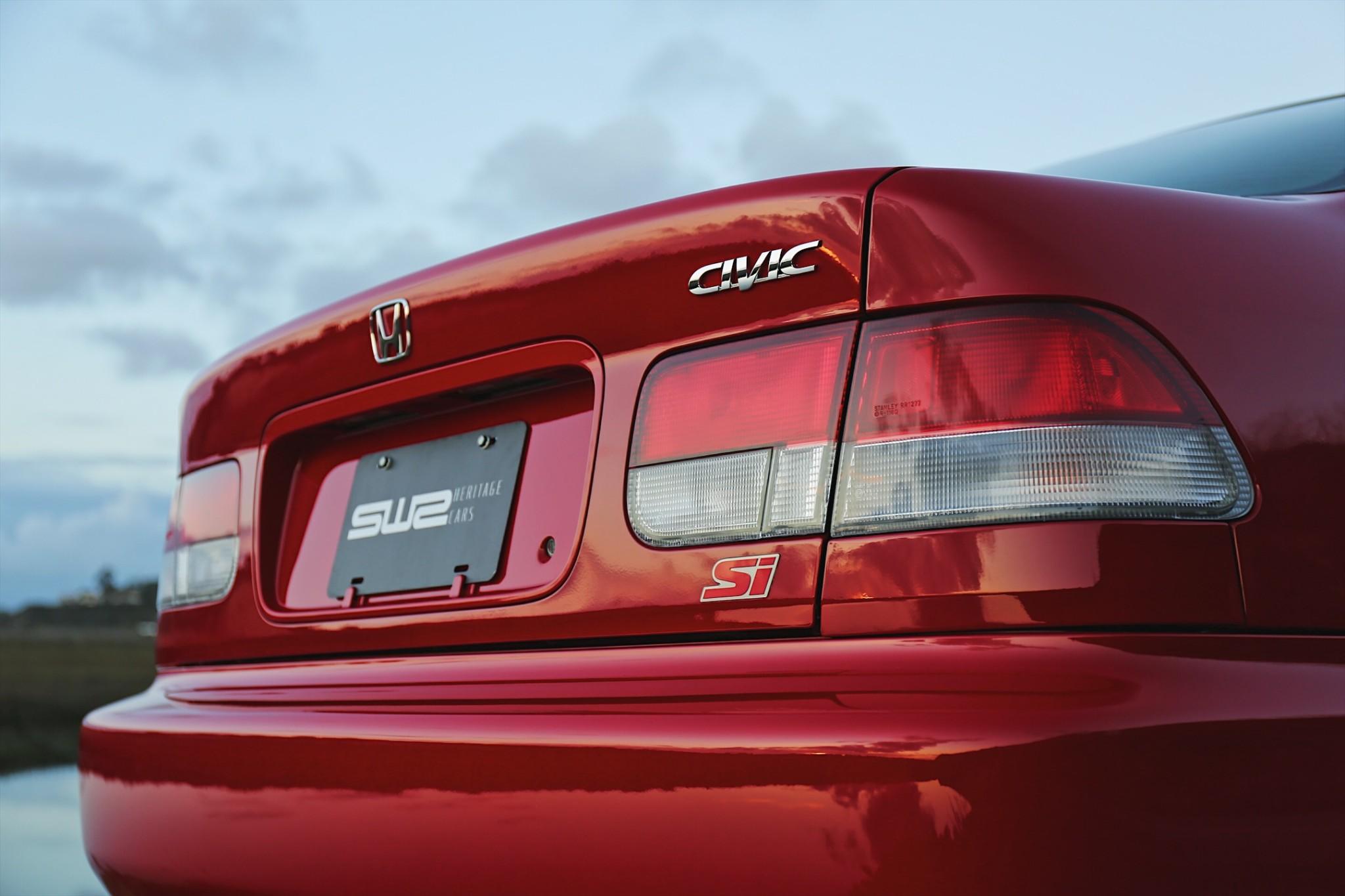 Kidney Anyone Em1 Honda Civic Si Sells For 22750 Japanese