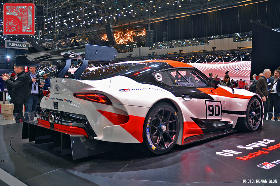 News This Is The New Toyota Supra Japanese Nostalgic Car
