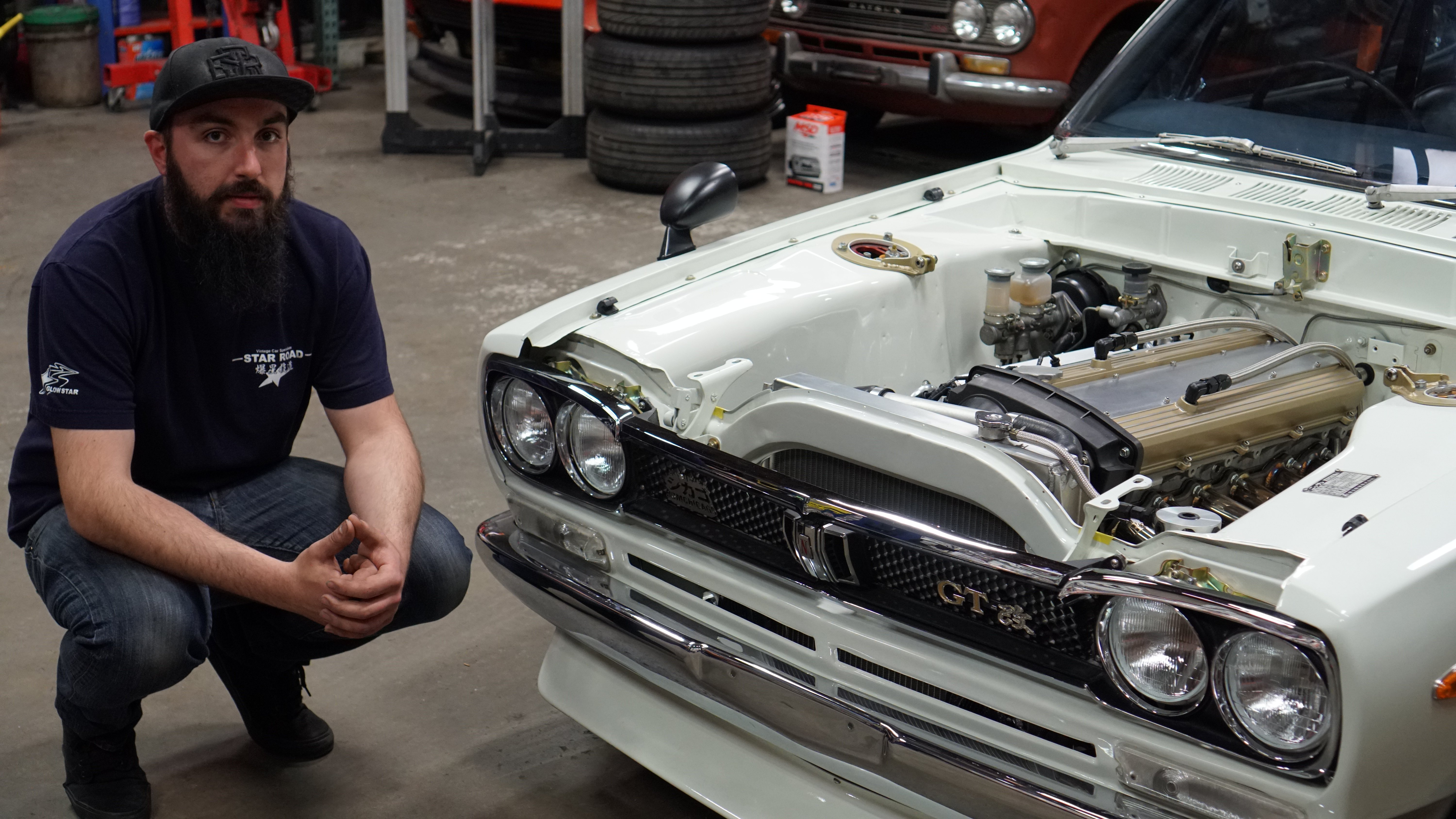 JNC THEATER: Behind the scenes with JDM Legends on the eve of their