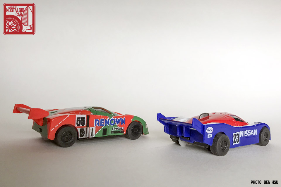 Japanese Toy Companies : Minicars can you help us identify these japanese race car toys