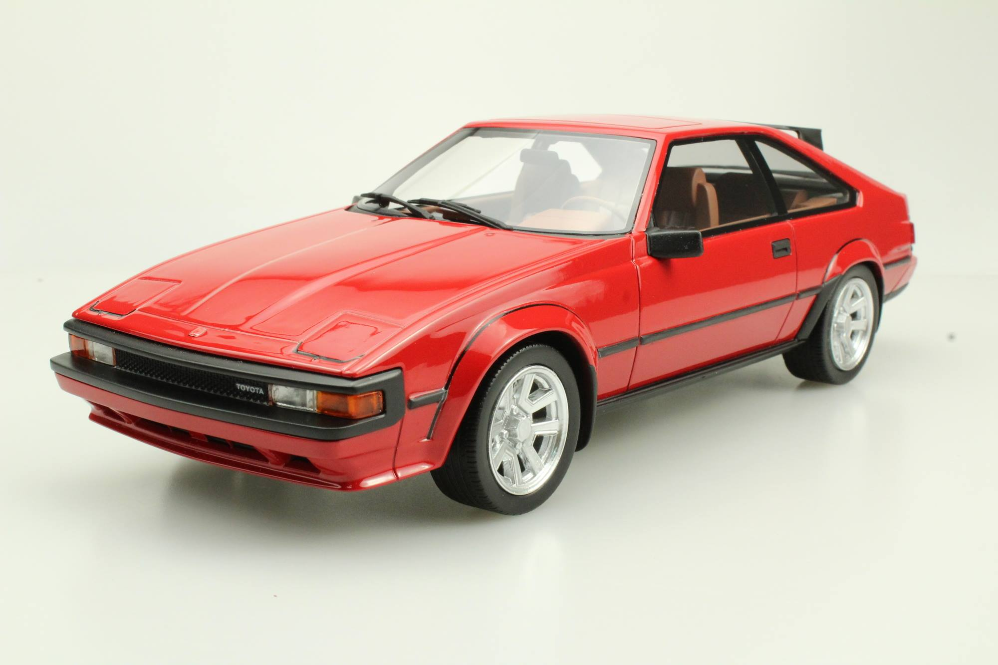 MINICARS: LS Collectibles' 1:18 Toyota Celica Supra is now ...