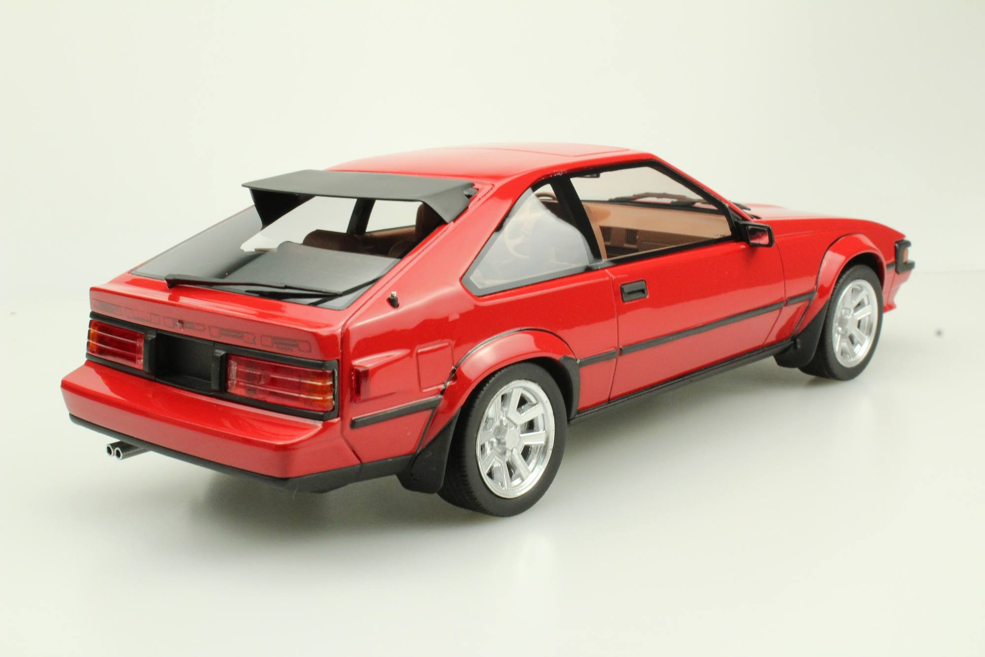 MINICARS: LS Collectibles' 1:18 Toyota Celica Supra is now
