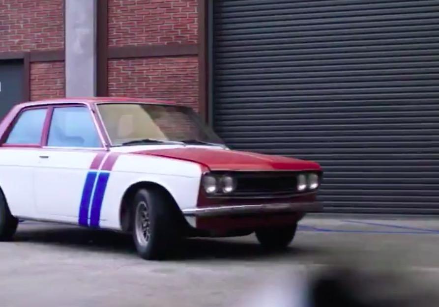 JNC THEATER: A Datsun 510 episode of Wheeler Dealers ...