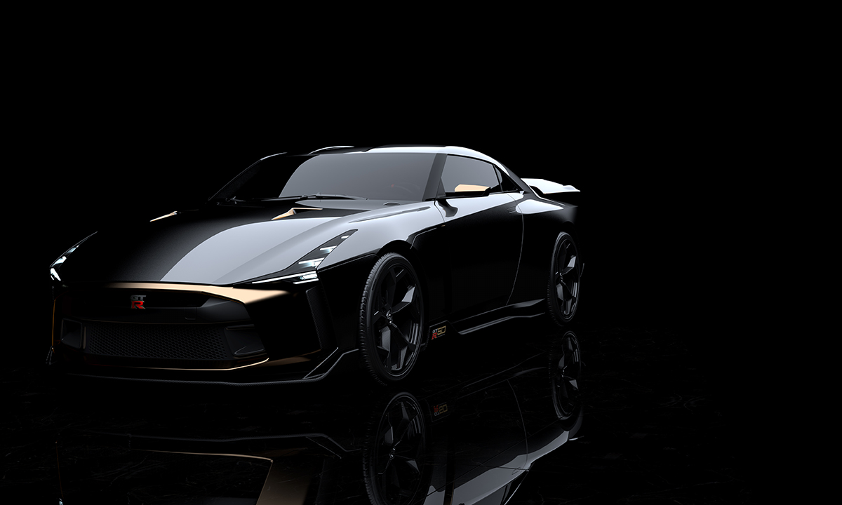 news nissan celebrates 50 years of the gt r with a 710. Black Bedroom Furniture Sets. Home Design Ideas