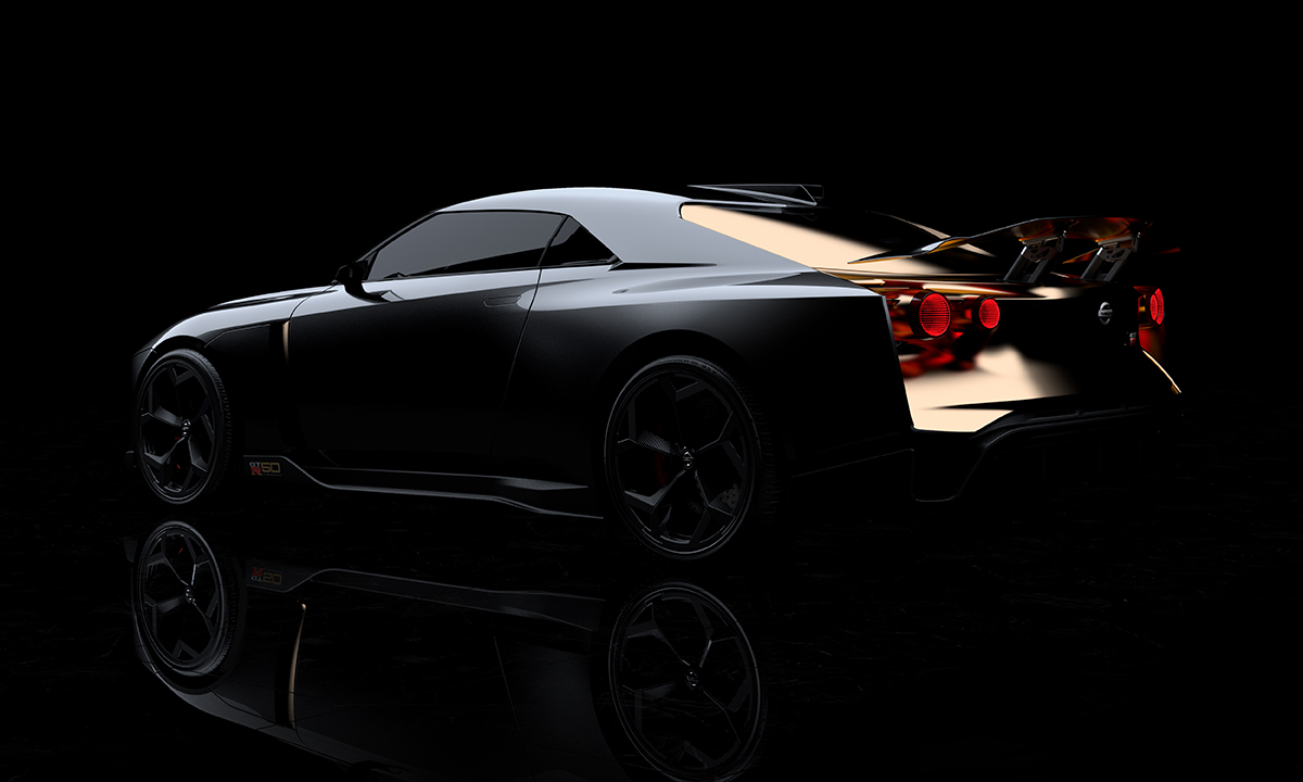NEWS: Nissan celebrates 50 years of the GT-R with a 710 ...