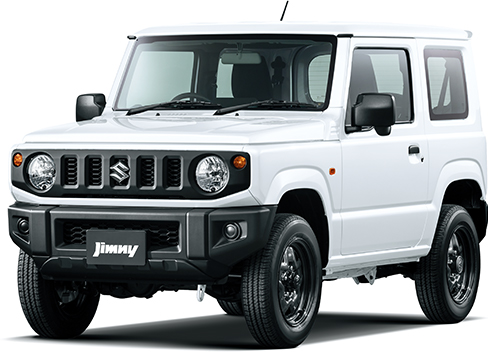 NEWS: First official images of 4th-gen Suzuki Jimny released | Japanese Nostalgic Car