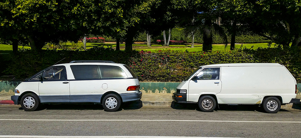 Project Dustbus How I Scored A Barn Find Toyota Van For A Measly