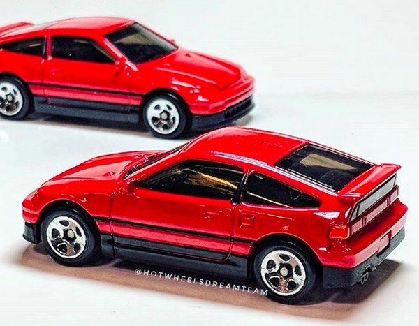 Minicars Rio Red Will Be The First Color Of Hot Wheels