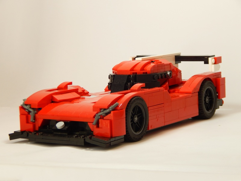 MINICARS: A beginner's guide to JNC Legos, Part 01 ...