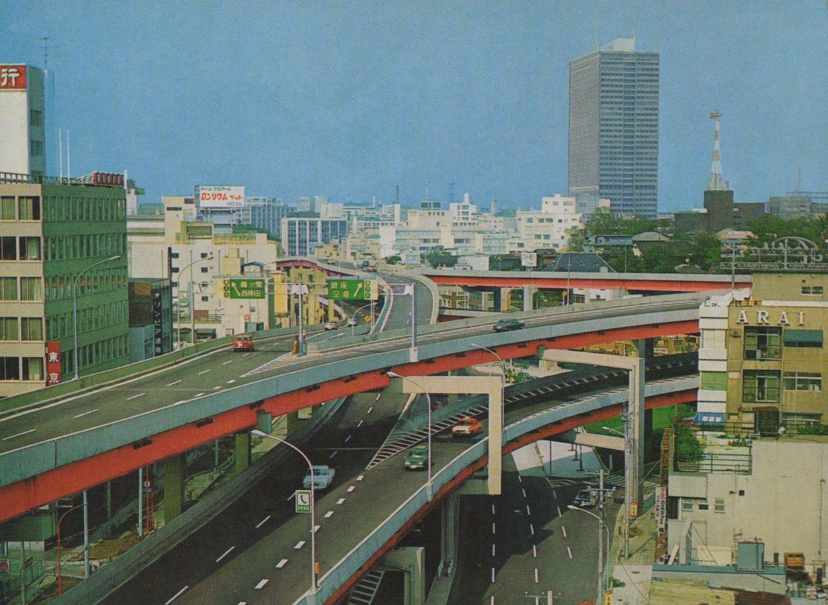 SHOWA SNAP: The Shuto, circa 1969 | Japanese Nostalgic Car
