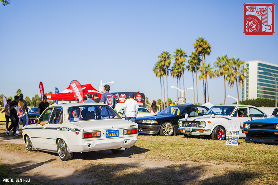 EVENTS Japanese Classic Car Show Part Subaru And Isuzu - Subaru car show california