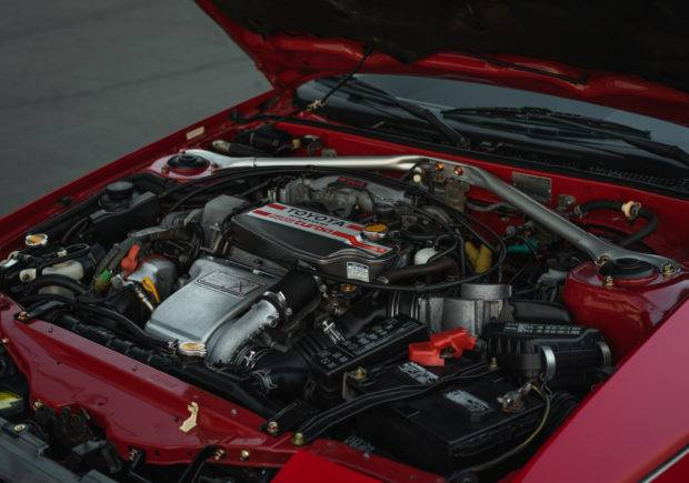 KIDNEY, ANYONE? 15k-mile Toyota Celica All-Trac   Japanese