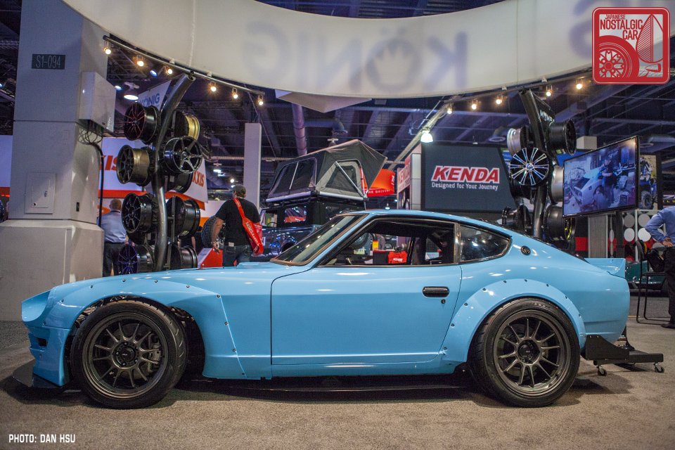 SEMA 2018: The Zs of SEMA, offered without comment ...