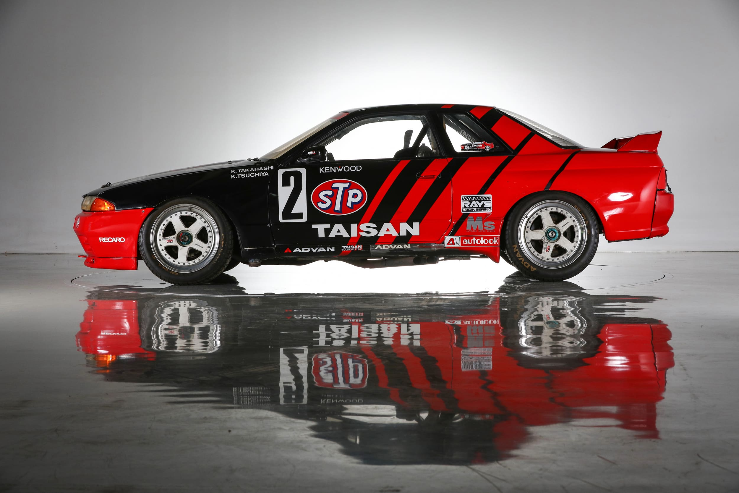 kidney anyone team taisan r32 skyline gt r a drift king s dream come true japanese. Black Bedroom Furniture Sets. Home Design Ideas