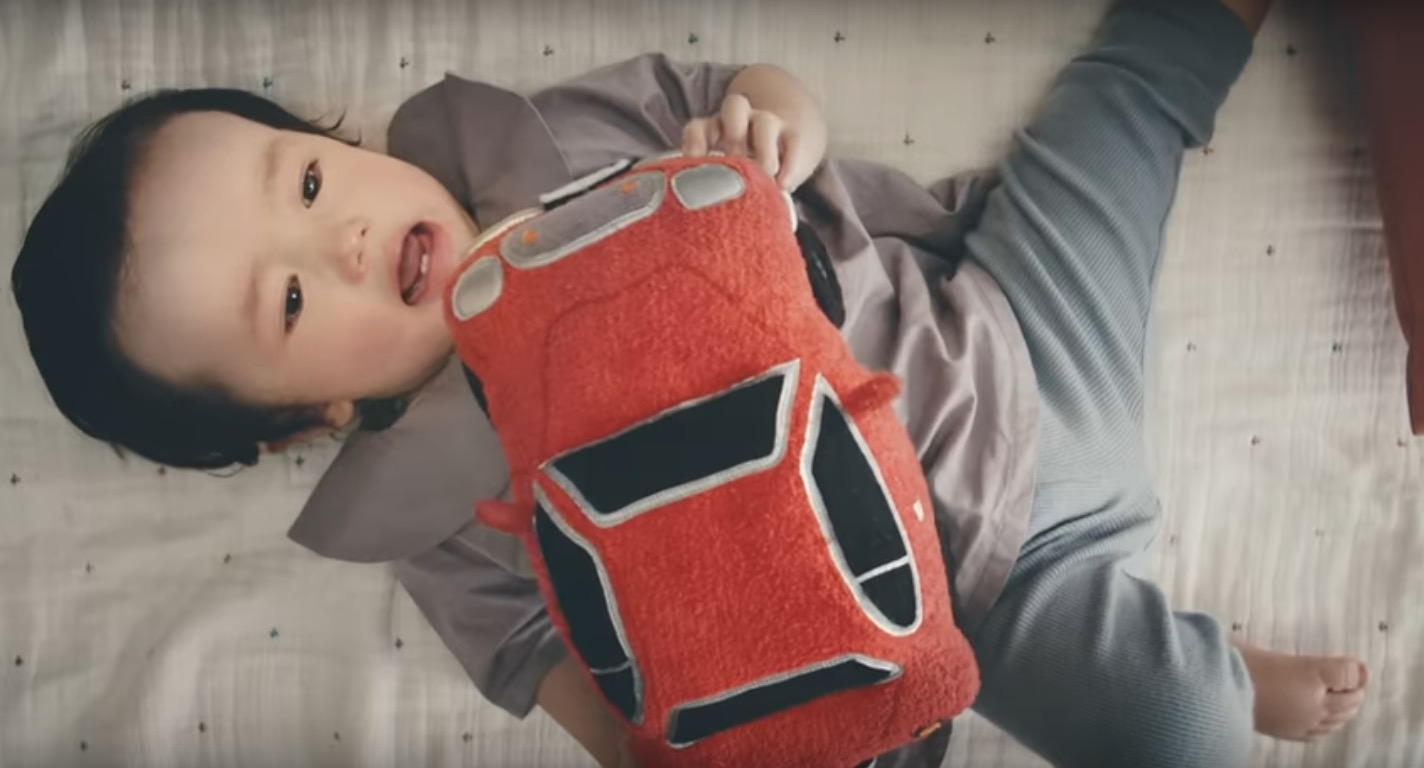 NEWS: Honda thinks the sound of revving cars will soothe your baby