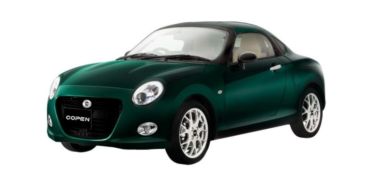 NEWS: Only 200 of these Daihatsu Copen Coupes will be sold ...