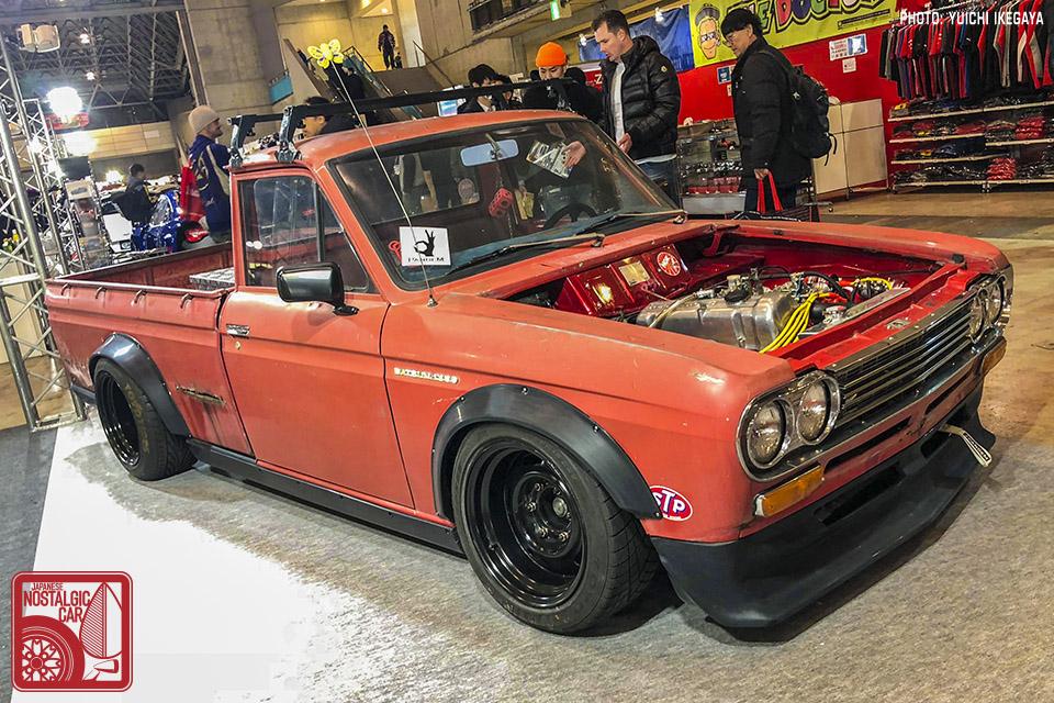 114YI-Tokyo-Auto-Salon-2019-Datsun-521-R