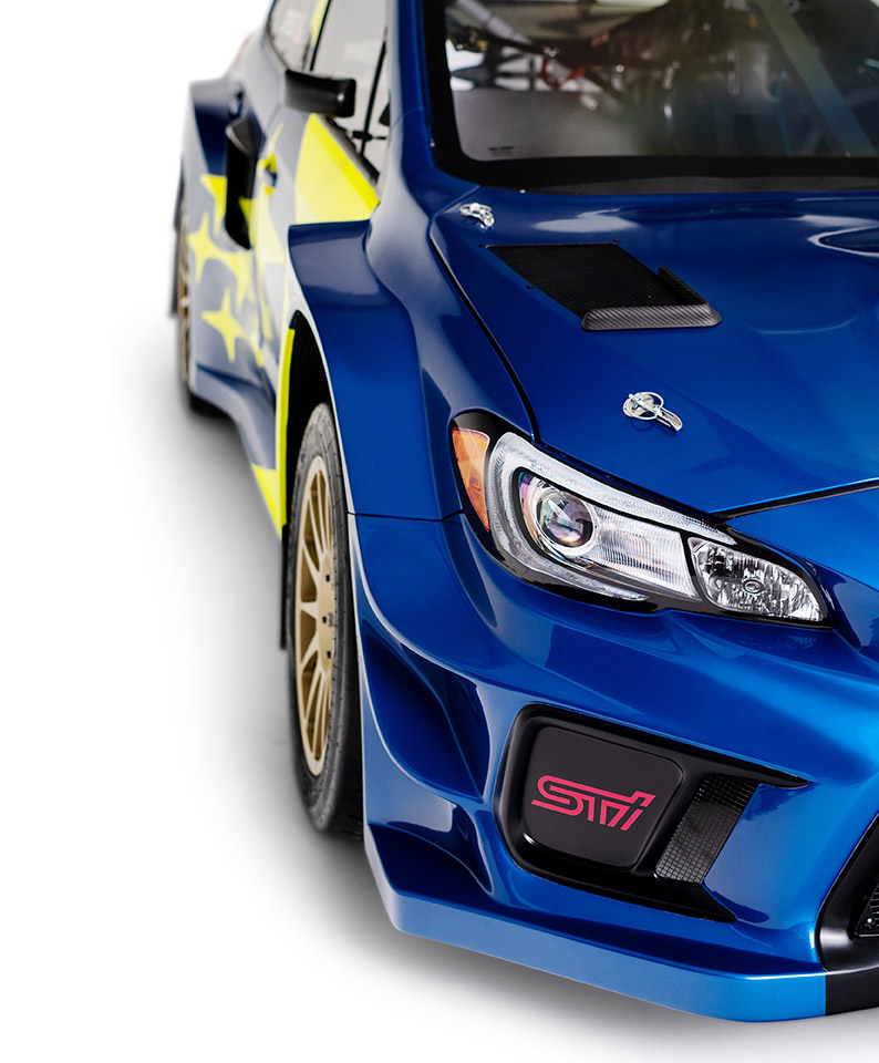 NEWS: Subaru's Blue And Gold Livery Is Back, Baby