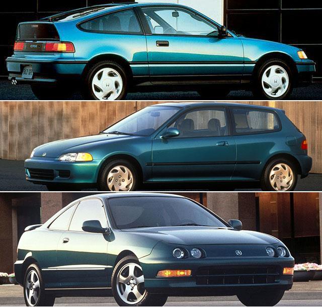 Qotw Daily Garage 90s Honda