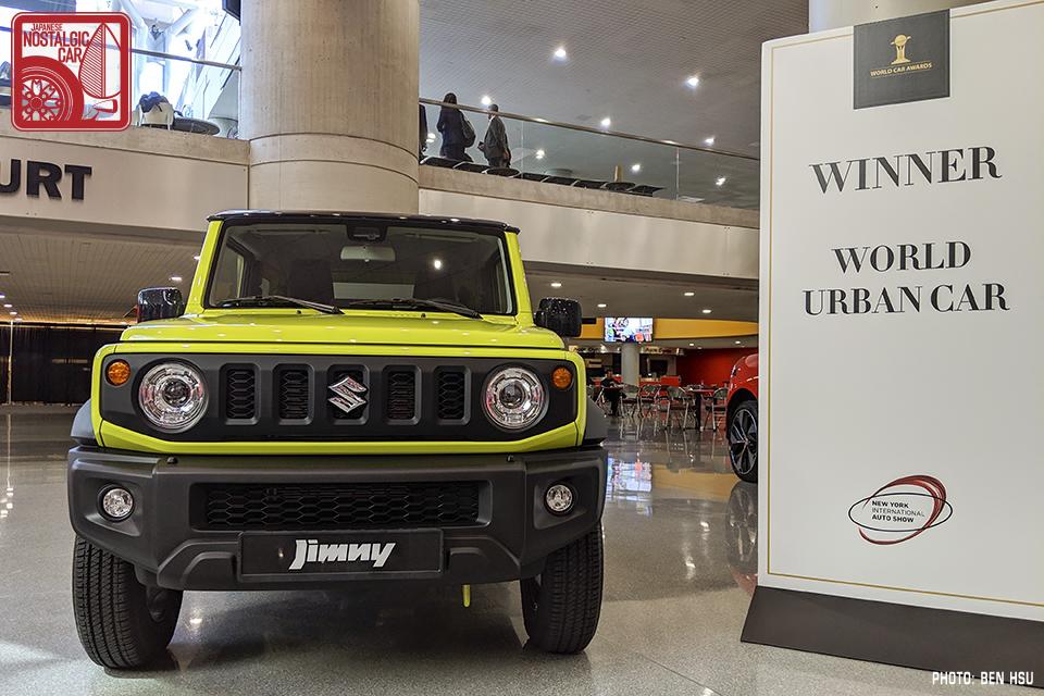 The Suzuki Jimny Lite has the formula every carmaker ...