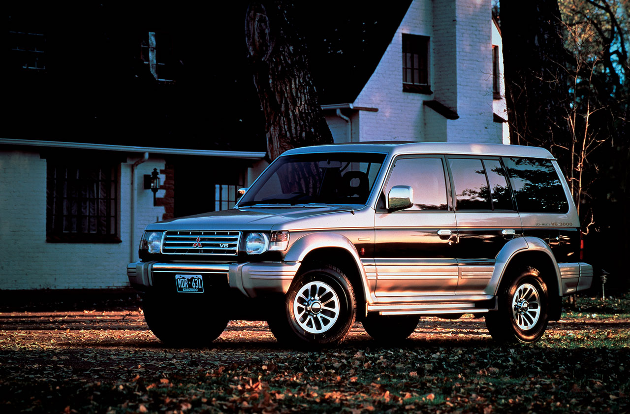 NEWS: It's the end of the road for the Mitsubishi Pajero | Japanese