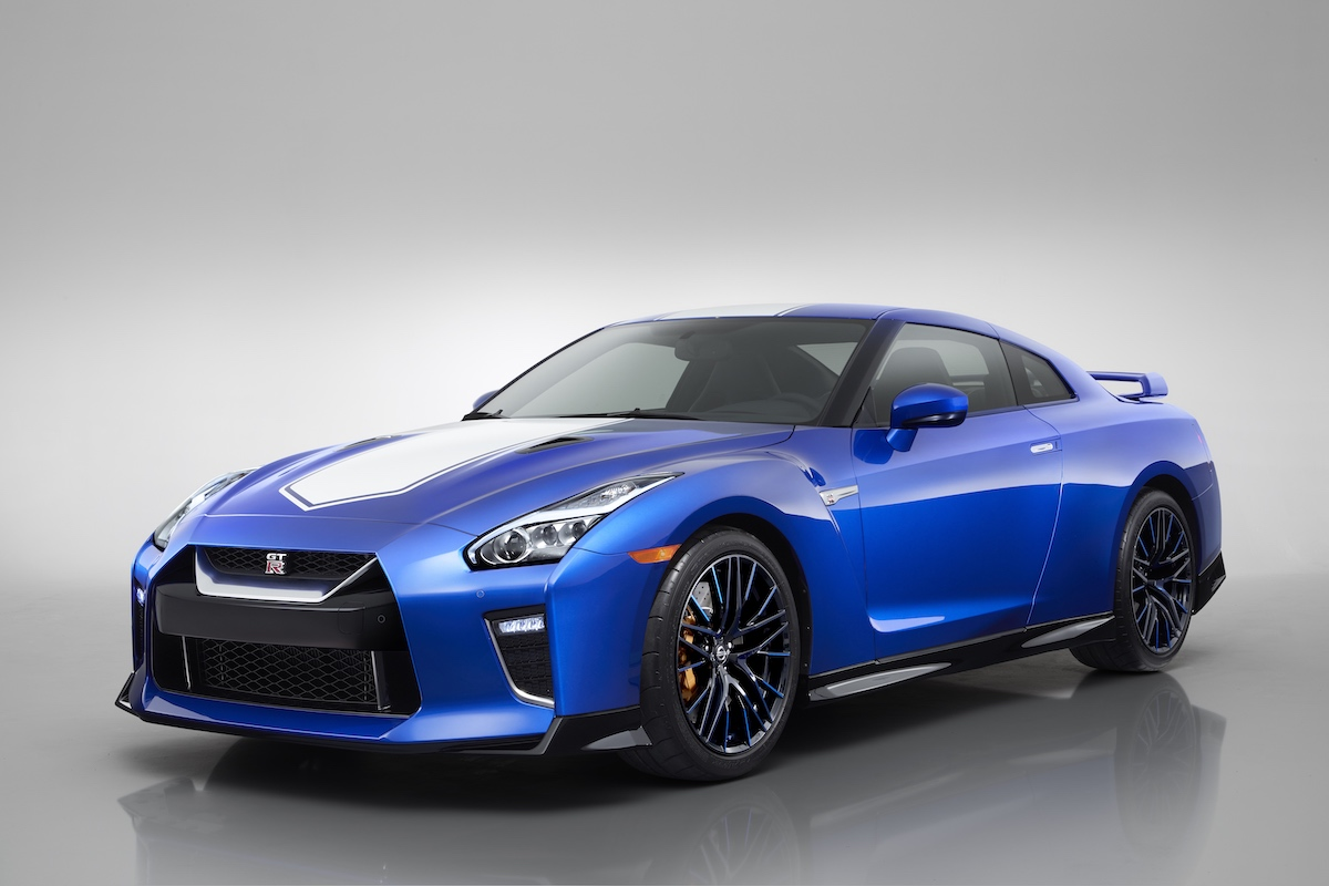 NEWS: Nissan releases 50th Anniversary GT-R and upgrades ...