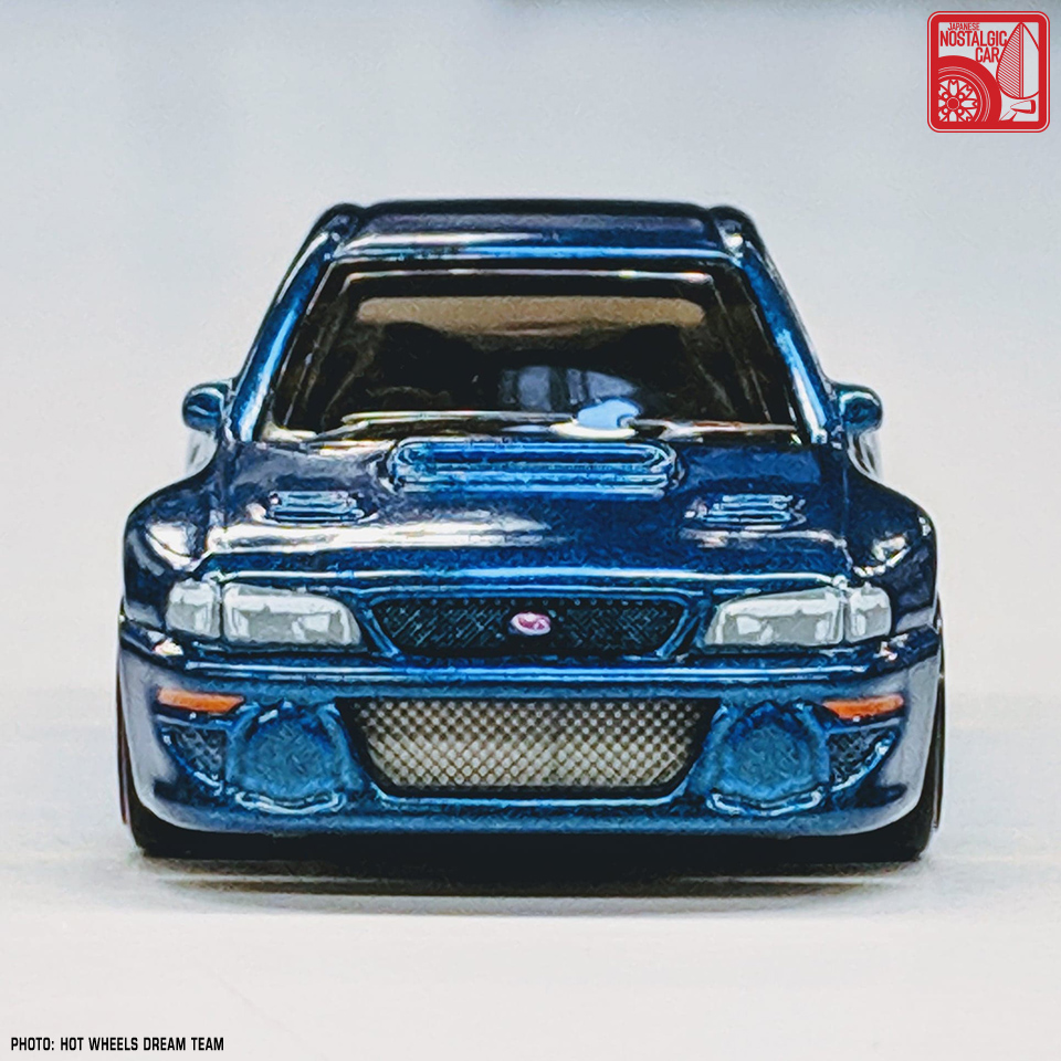 MINICARS: Hot Wheels Is Making A Subaru Impreza 22B STi