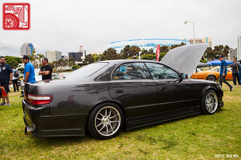 EVENTS: All-Toyotafest, Part 05 — Big Sedans | Japanese Nostalgic Car