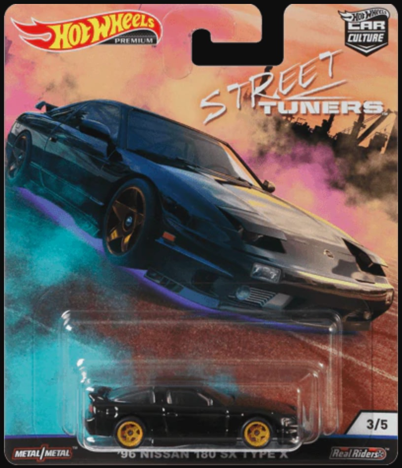 MINICARS: The Hot Wheels Street Tuners set is absolutely
