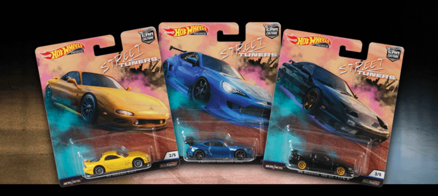 MINICARS: The Hot Wheels Street Tuners set is absolutely ...