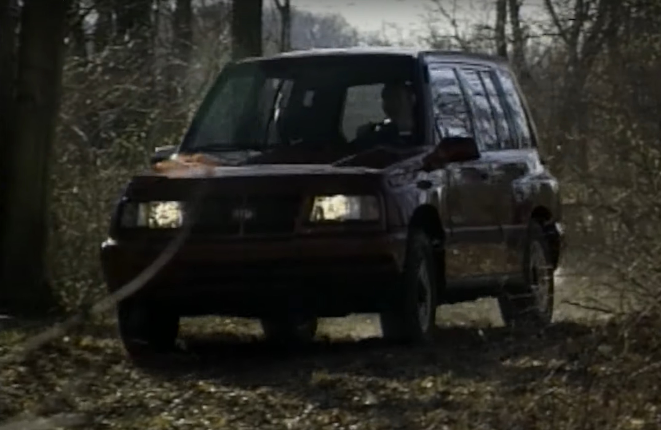VIDEO: The Geo Tracker should be your next overlanding rig