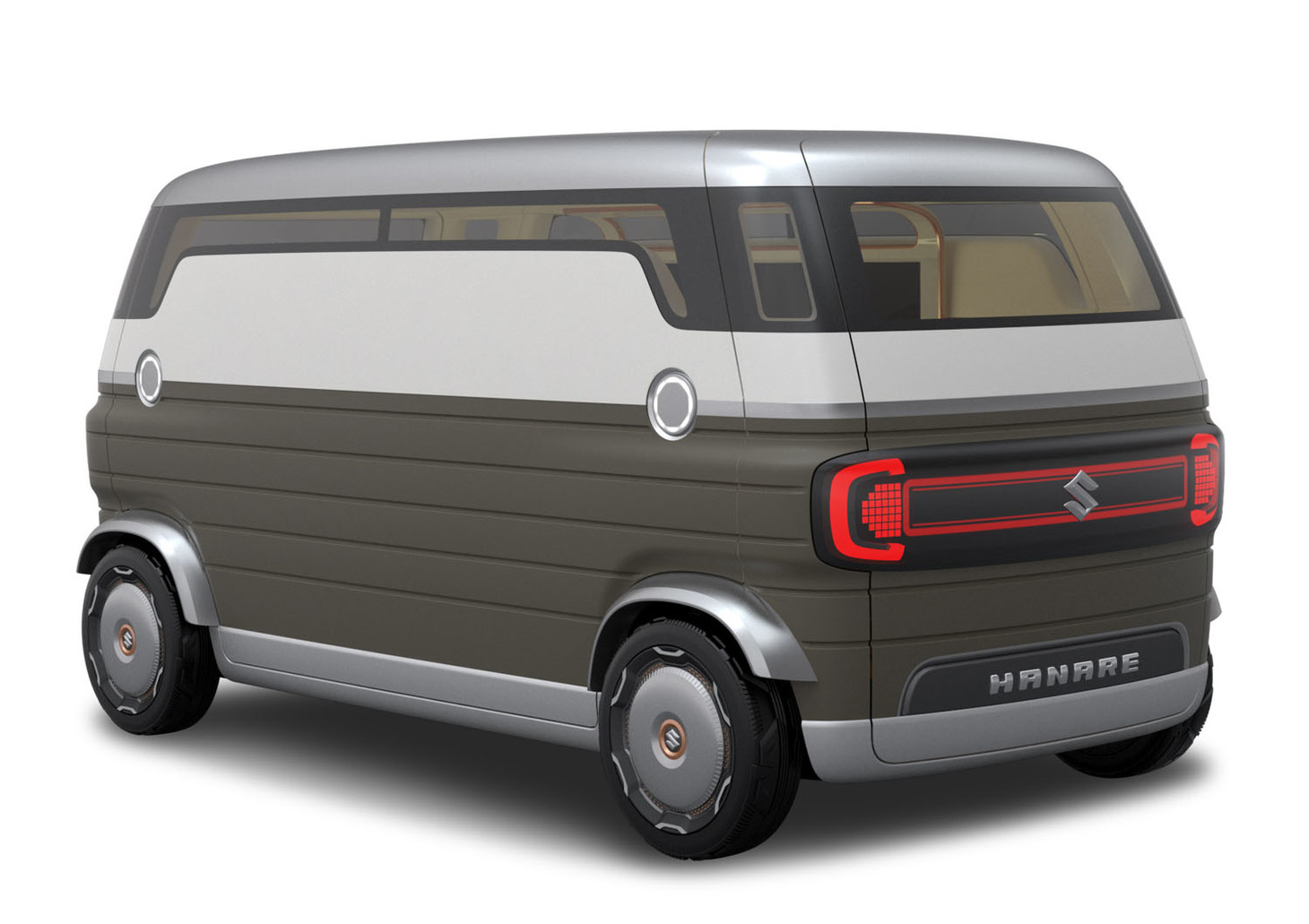 Suzuki's retro concept revives the dream of the Pulsar EXA ...