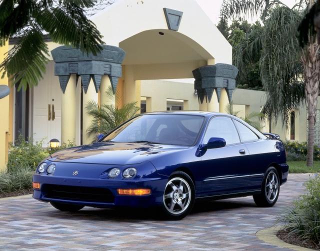 25 YEAR CLUB: Third-Generation Acura Integra | Japanese ...