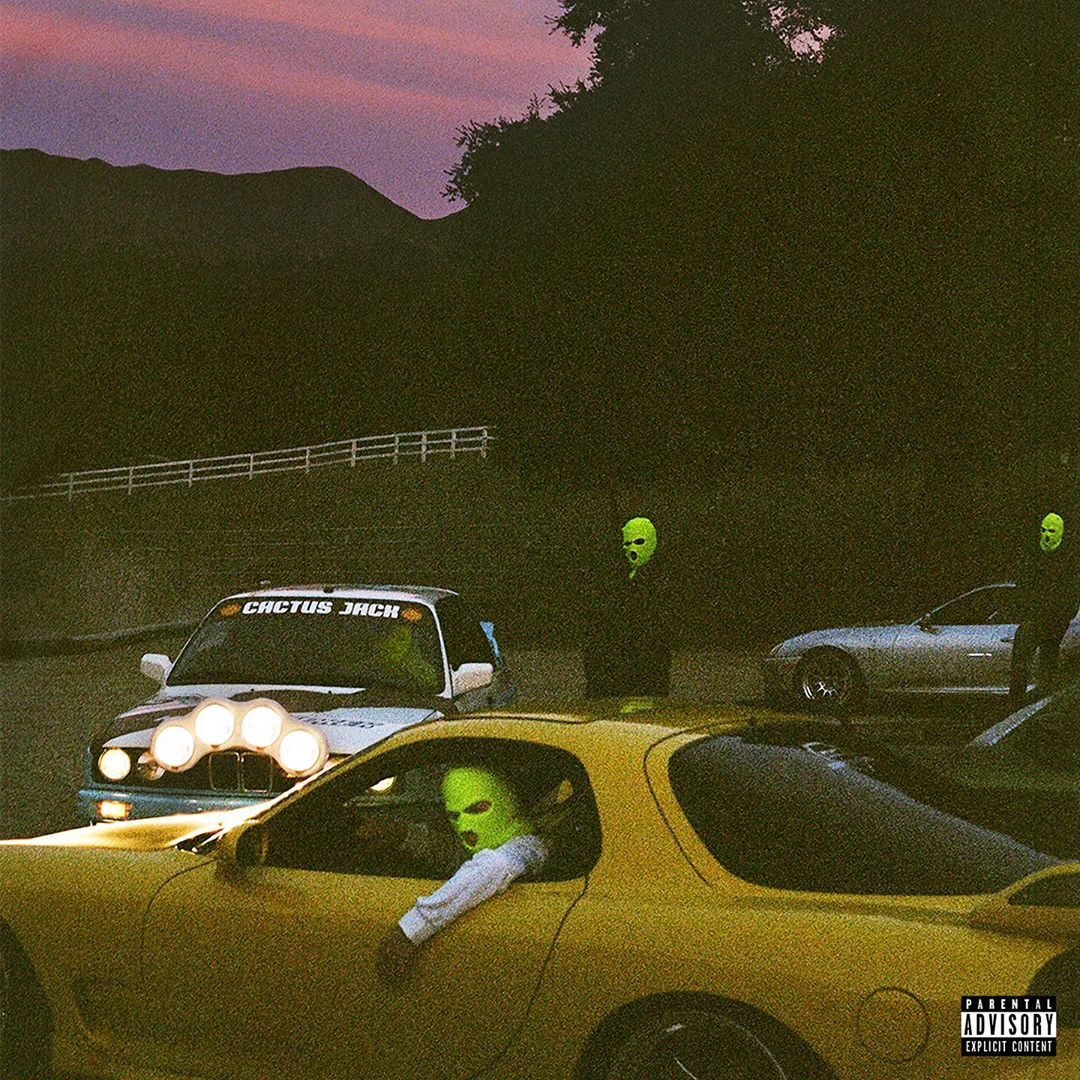 Travis Scott's New Album And Videos Feature A Plethora Of