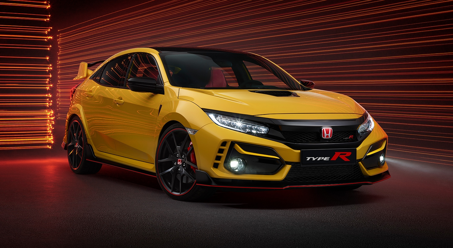 Honda brings back Phoenix Yellow for limited edition Civic ...