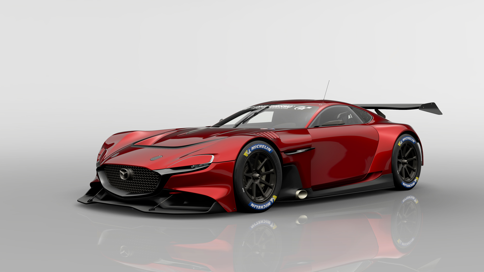 You can now drive the Mazda RX-Vision… in Gran Turismo ...