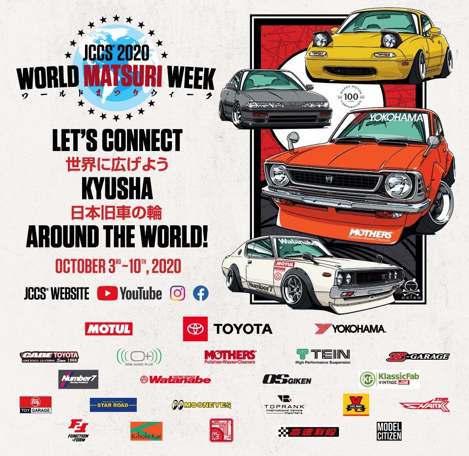 JCCS 2020 World Matsuri Week Trivia Contest | Japanese ...