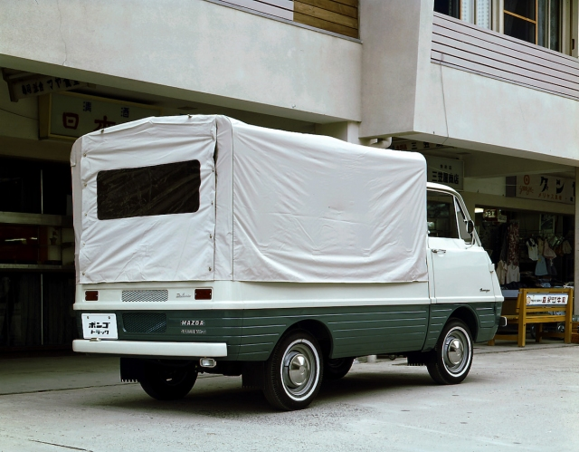 After 54 years, Mazda Bongo production ends with a whimper ...