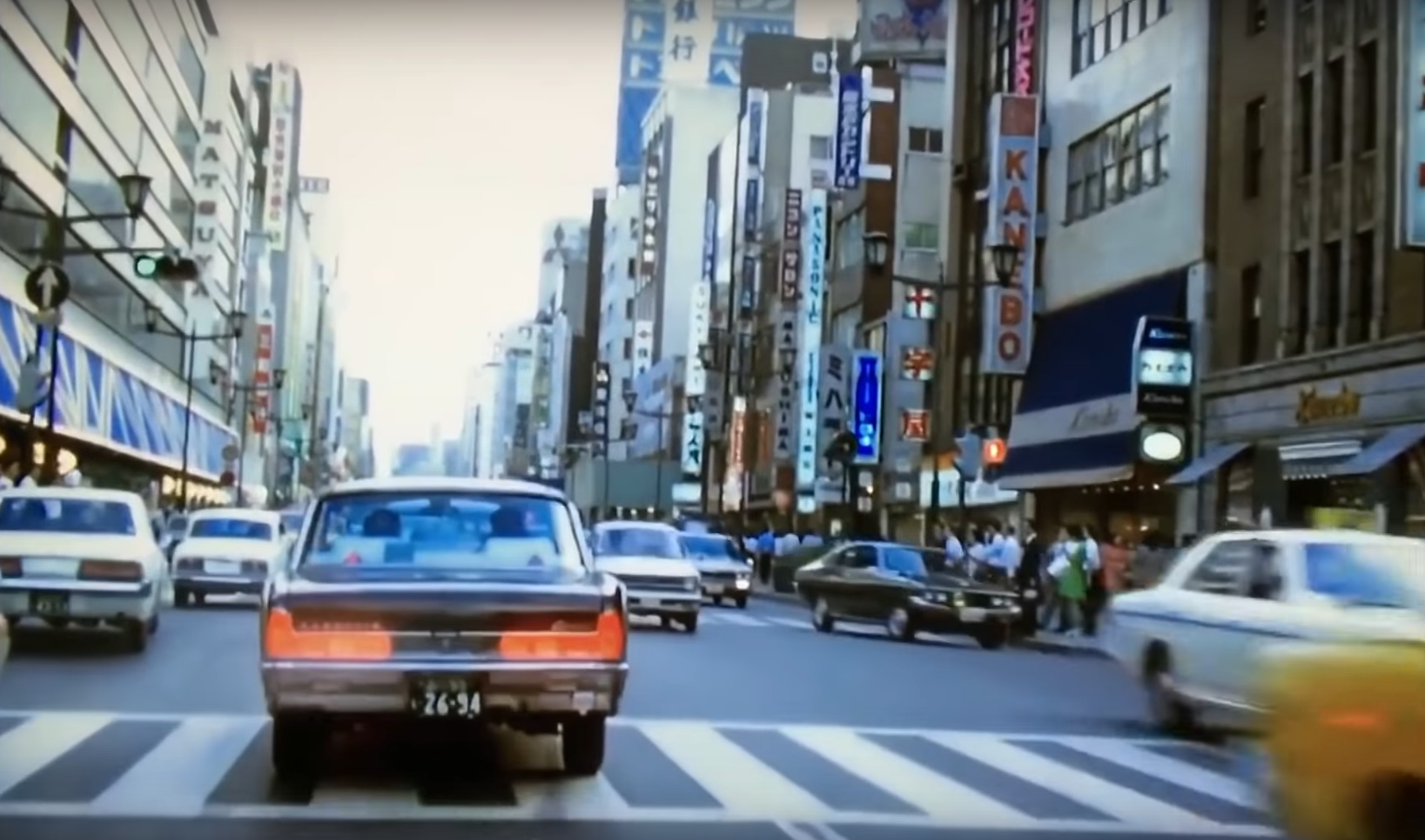 VIDEO: Feast your eyes on 20 years of high-def Tokyo ...