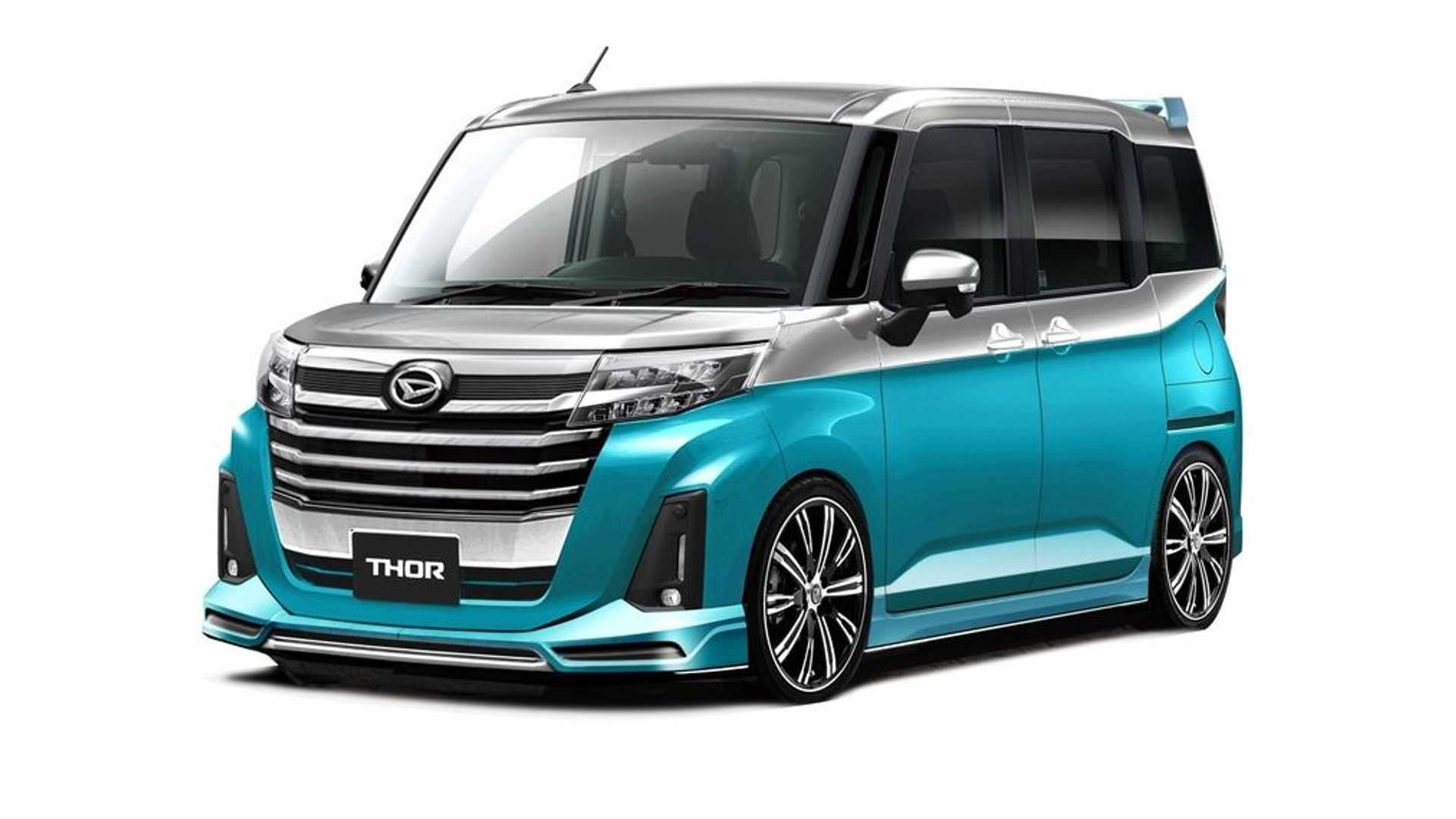 Daihatsu's 2021 Tokyo Auto Salon lineup includes 60th ...
