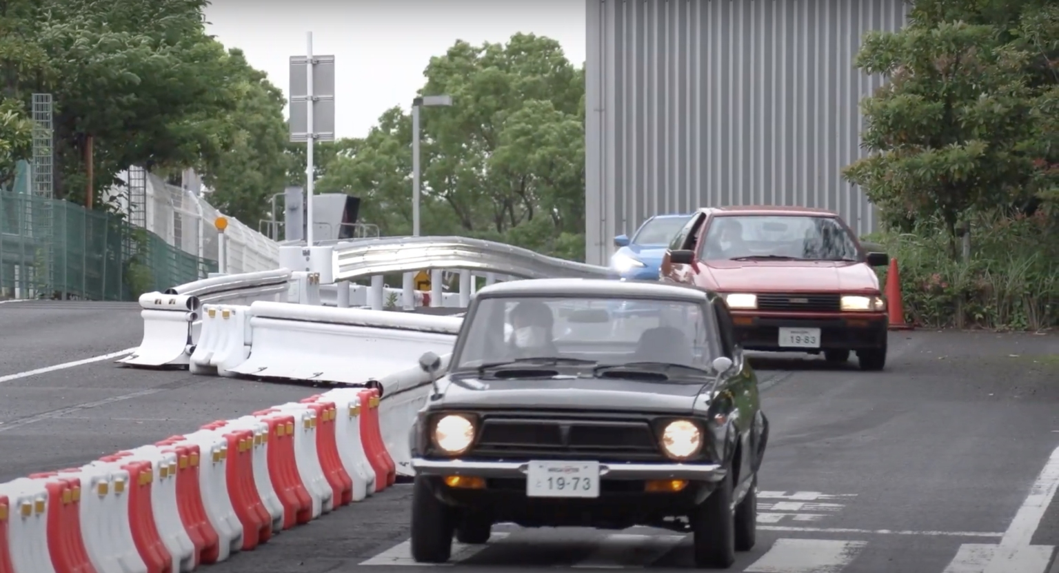 Toyota's Megaweb shows off some actual Toyotas | Japanese ...